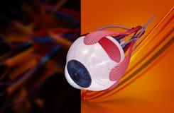 Human eye Stock Images