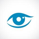Human eye vector icon Stock Photo