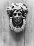 Human face old knockers Royalty Free Stock Photos