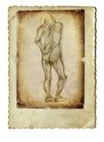 Human figure Stock Image