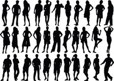 Human Figures - High Quality Stock Photo