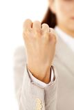 Human fist Royalty Free Stock Photography