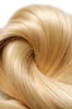 Human hair royalty free stock photo