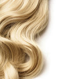 Human hair Stock Images