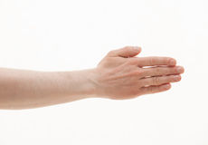 Human hand Royalty Free Stock Photos