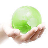 Protect the Planet Royalty Free Stock Photos
