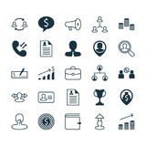 Human Icons Set. Collection Of Coin, Payment, Personal Badge And Other Elements. Also Includes Symbols Such As Call. Human Icons Set. Collection Of Coin, Payment stock illustration