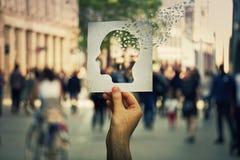 Free Human Memory Loss Stock Images - 130775254