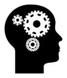 Human mind Royalty Free Stock Photos