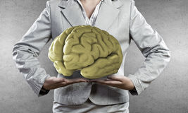 Human mind royalty free stock images