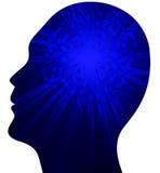 Human power brain Stock Photography