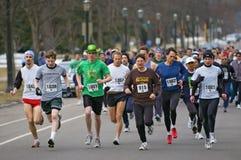 The Human Race 5K Start Royalty Free Stock Photos