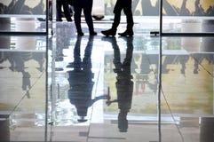 Human reflection Stock Photos