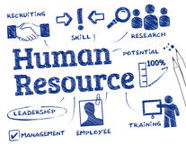 Human resource Royalty Free Stock Photography