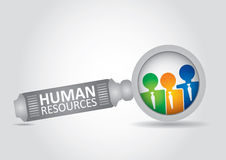 Human Resource Concept Stock Photos