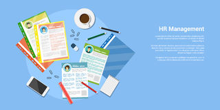 Human resource concept Royalty Free Stock Photography
