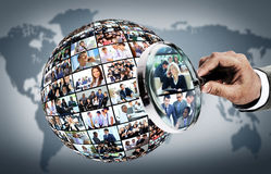 Human resource concept, Royalty Free Stock Photo