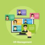 Human Resource Management Stock Photos