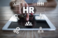 Human resource management, HR, recruitment and teambuilding. Business concept. Human resource management, HR recruitment leadership and teambuilding. Business Royalty Free Stock Photo