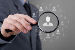 Free Human Resources And CRM Royalty Free Stock Photography - 29979347