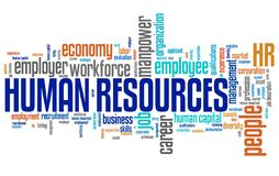 Human resources Stock Photo