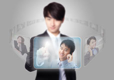 Human Resources concept Stock Photography