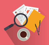 Human resources design Royalty Free Stock Images