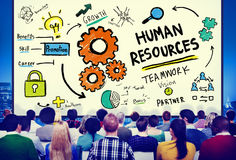 Human Resources Employment Job Recruitment Profession Concept Stock Photography