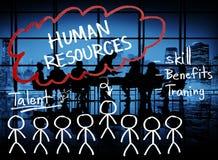 Human Resources Employment Job Recruitment Profession Concept Stock Images