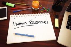 Human Resources Royalty Free Stock Photos