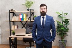 Human resources. Hiring concept. Recruitment department. Job interview. Welcome team member. Recruiter professional. Occupation. HR manager. Man bearded manager royalty free stock images