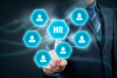 Human resources HR Royalty Free Stock Photo