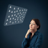 Human resources HR Stock Images