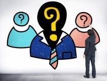 Human Resources Job Employment Occupation Recruitment Concept Stock Photo