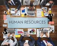 Free Human Resources Jobs Recruitment Profession Concept Royalty Free Stock Image - 75691176