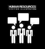 Human resources Royalty Free Stock Photos