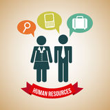 Human resources Stock Image
