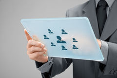 Human resources recruitment Royalty Free Stock Photo