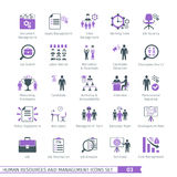 Human Resources Set 03 Royalty Free Stock Images