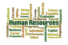 Human Resources royalty free illustration