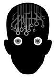 Human robot Stock Image