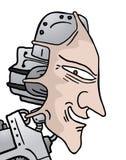 Human robot Stock Photography