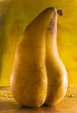 Human shape pear Royalty Free Stock Photography