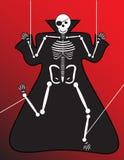 Human Skeleton halloween Stock Photos