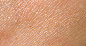 Human skin Stock Photography