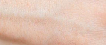 Human skin Stock Photos