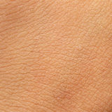 Human skin texture. Rough closeup Royalty Free Stock Photos
