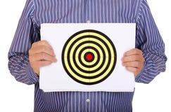 Human target Stock Photos