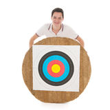 Human Target Royalty Free Stock Photography