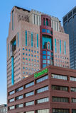 Humana Building. Louisville, KY, USA - Feb. 26, 2017: The Humana Building is the headquarters of the Humana Corporation a health insurance company. The Humana stock photography
